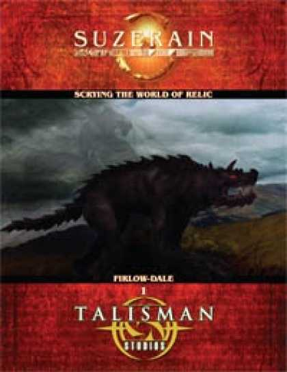Role Playing Games - Suzerain Scrying 1, Relic, Firlow-Dale