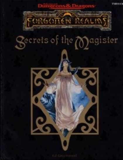 Role Playing Games - Secrets of the Magister