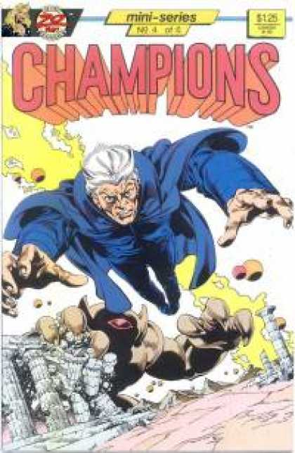 Role Playing Games - Champions #04
