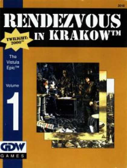 Role Playing Games - Rendezvous in Krakow