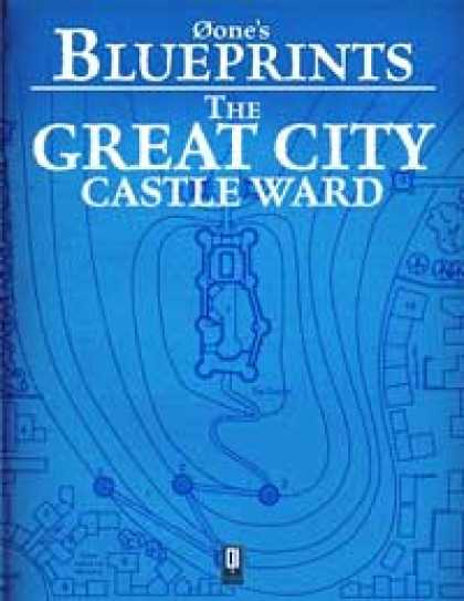 Role Playing Games - 0one's Blueprints: The Great City, Castle Ward
