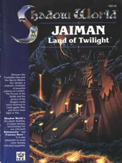 Role Playing Games - Jaiman: Land of Twilight (Shadow World Setting) PDF