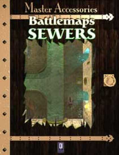 Role Playing Games - Battlemaps: Sewers