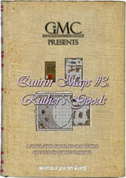 Role Playing Games - Quirin Maps #3: Ruther's Goods