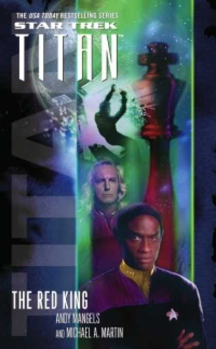 Role Playing Games - Star Trek: The Next Generation: Titan, Book TwoThe Red King