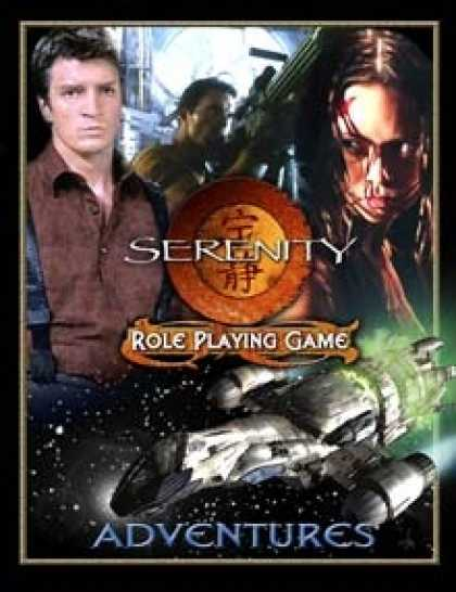 Role Playing Games - Serenity Adventures