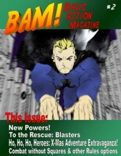 Role Playing Games - BAM! Basic Action Magazine #2
