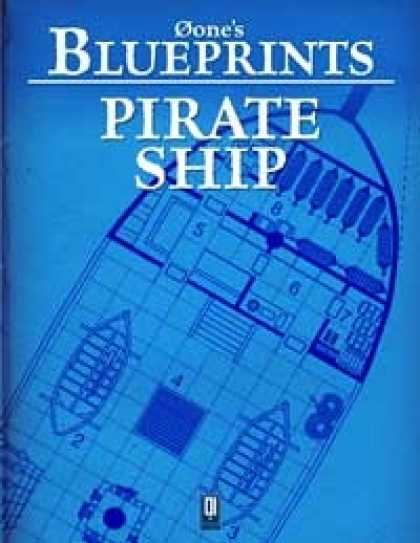 Role Playing Games - 0one's Blueprints: Pirate Ship