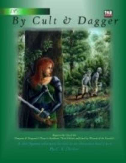 Role Playing Games - By Cult & Dagger