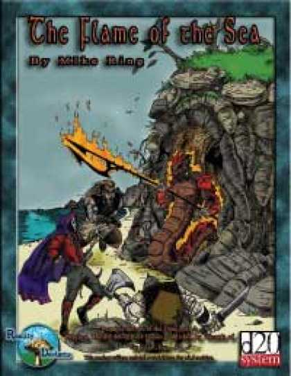 Role Playing Games - RDP: Flame of the Sea