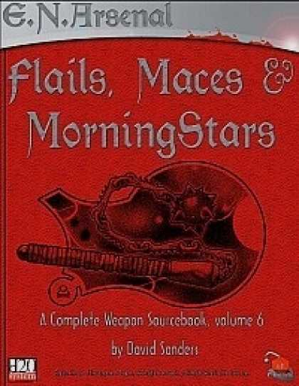 Role Playing Games - E.N.Arsenal - Flails, Maces & Morningstars