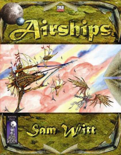 Role Playing Games - Airships