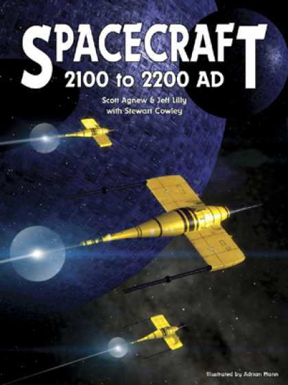 Role Playing Games - Spacecraft 2100 to 2200 AD