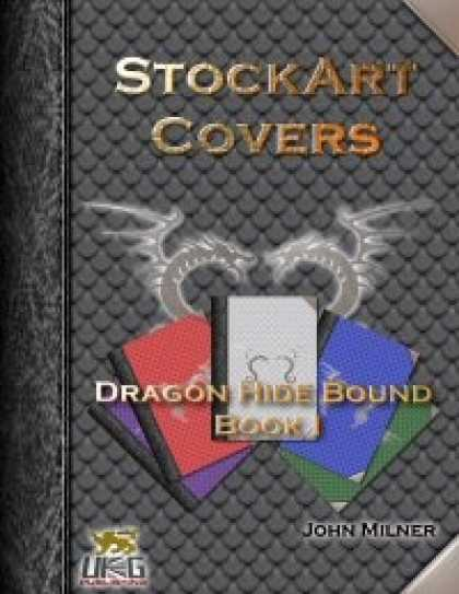 Role Playing Games - StockArt Covers: Dragon Hide Bound Book I