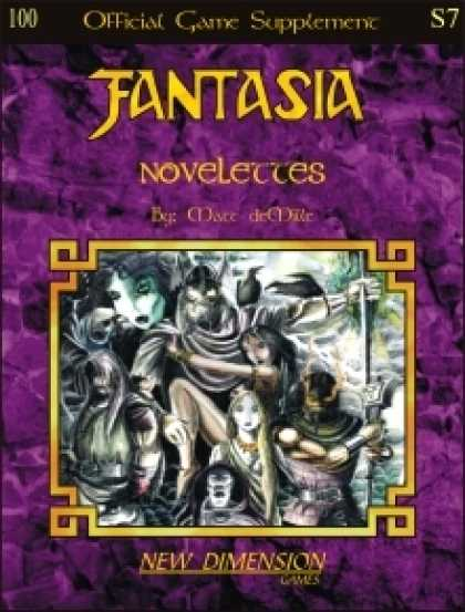 Role Playing Games - Fantasia: Novelettes--Supplement S7