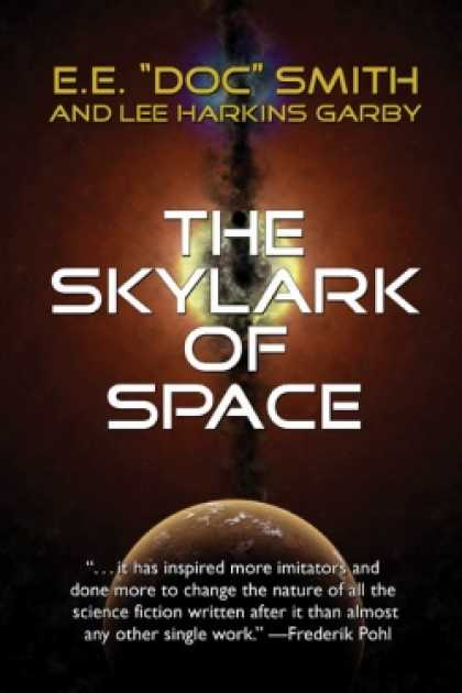 Role Playing Games - The Skylark of Space