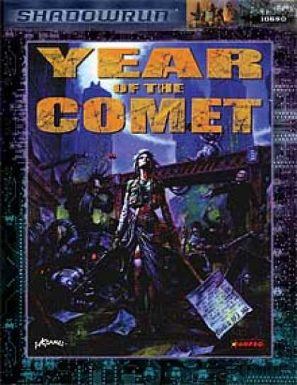 Role Playing Games - Year of the Comet