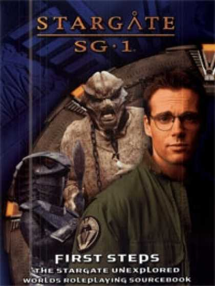 Role Playing Games - Stargate SG-1: First Steps
