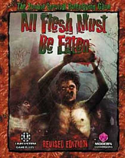 Role Playing Games - All Flesh Must be Eaten Revised