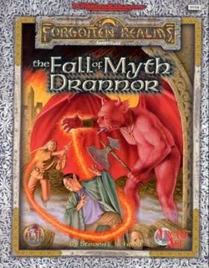 Role Playing Games - the Fall of Myth Drannor