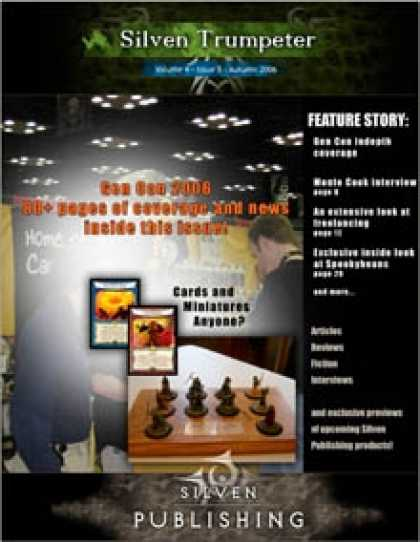 Role Playing Games - Silven Trumpeter Autumn 2006 - The Gen Con Issue