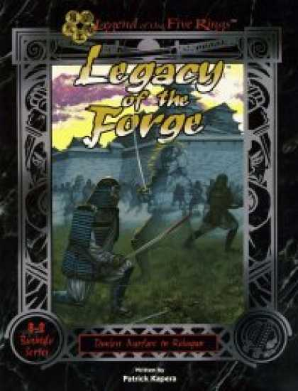 Role Playing Games - Legacy of the Forge