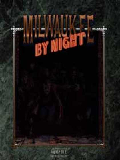 Role Playing Games - Milwaukee by Night (WW2105)
