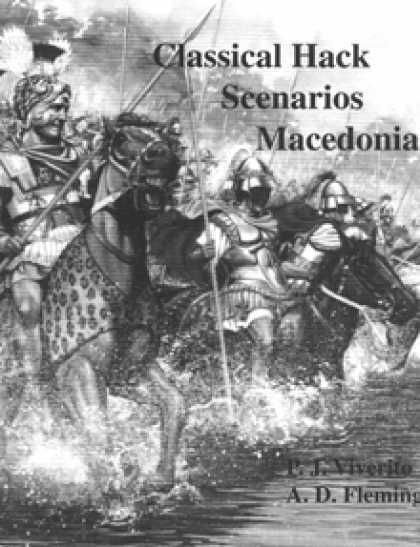 Role Playing Games - Classical Hack Scenarios Macedonia