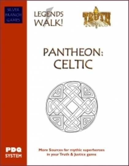 Role Playing Games - LWTJ - Pantheon: Celtic
