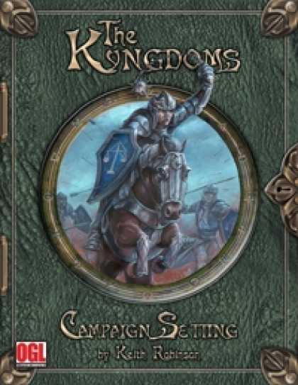 Role Playing Games - The Kyngdoms Campaign Setting