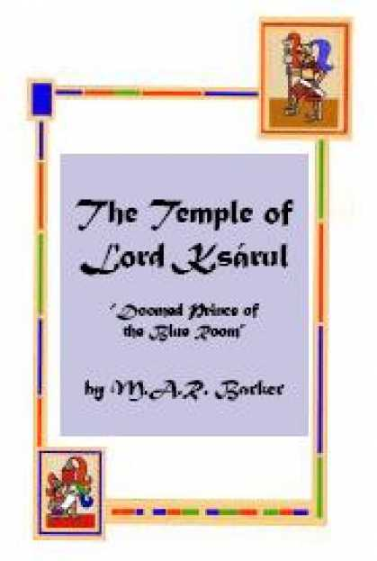 Role Playing Games - The Temple of Lord Ksarul