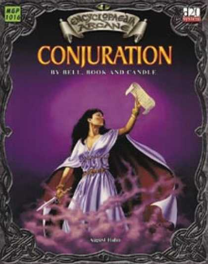 Role Playing Games - Encyclopaedia Arcane Conjuration