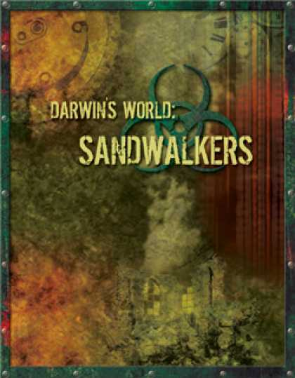 Role Playing Games - Darwin's World: Sandwalkers