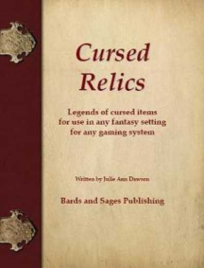 Role Playing Games - Cursed Relics