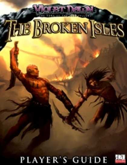 Role Playing Games - The Broken Isles Player's Guide