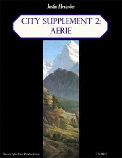 Role Playing Games - City Supplement 2: Aerie