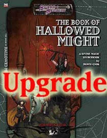 Role Playing Games - Book of Hallowed Might 3.5 Upgrade