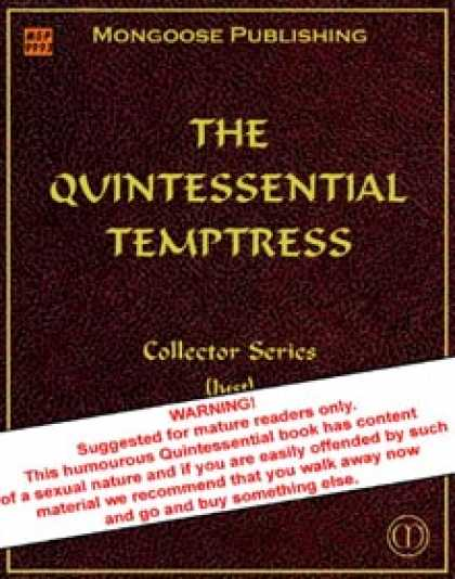 Role Playing Games - The Quintessential Temptress