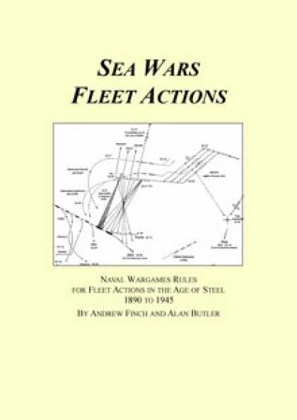Role Playing Games - Sea Wars Fleet Action