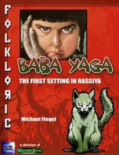 Role Playing Games - Folkloric - Baba Yaga, the First Setting in Rassiya