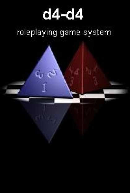Role Playing Games - d4-d4 Main Book