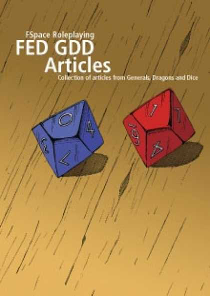 Role Playing Games - FSpace Roleplaying FED GDD Articles collection v1