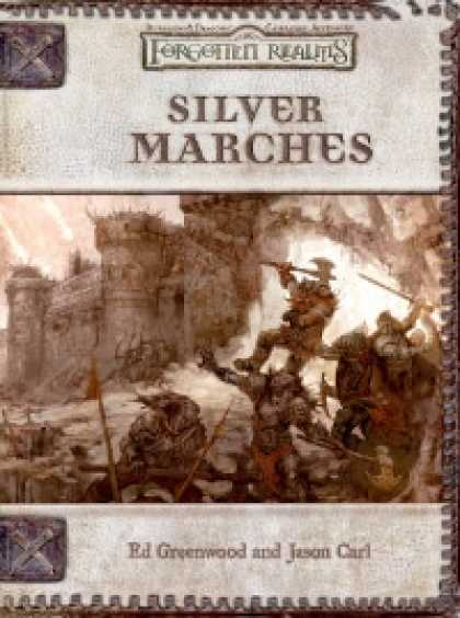 Role Playing Games - Silver Marches