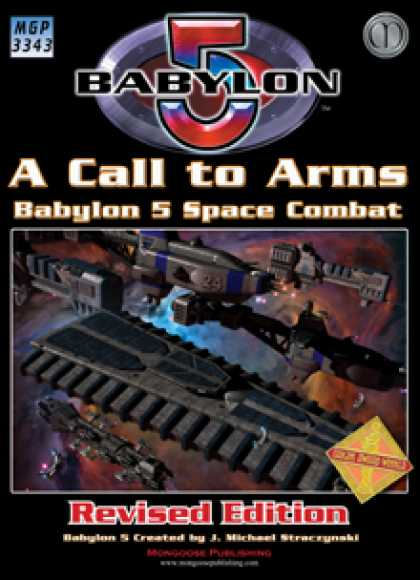 Role Playing Games - Babylon 5: A Call to Arms
