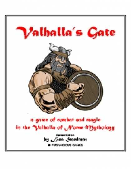Role Playing Games - Valhalla's Gate