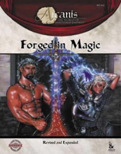 Role Playing Games - Forged in Magic Revised and Expanded