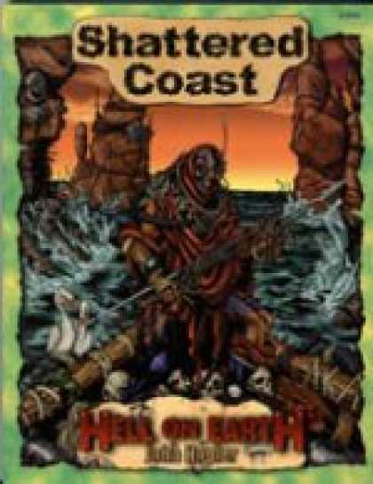 Role Playing Games - PEG6016 Shattered Coast