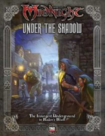 Role Playing Games - Under the Shadow