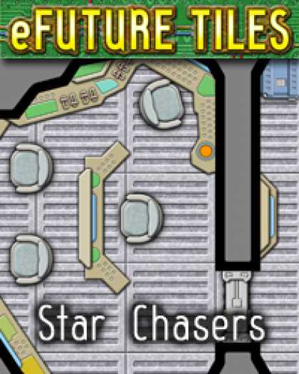 Role Playing Games - e-Future Tiles: Star Chasers