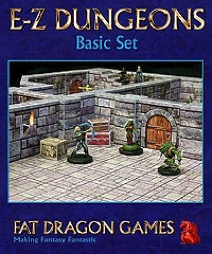 Role Playing Games - E-Z DUNGEONS: Basic Set